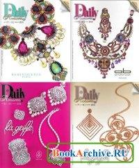 Книга Daily accessories 1-4  2010.