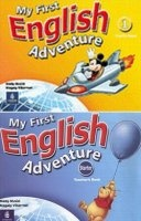 Аудиокнига My First English Adventure 1-3. Аудиоприложение мр3 219Мб