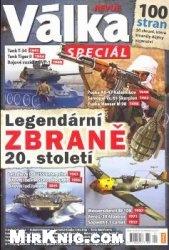Журнал Valka Revue special - Legendarni zbrane 20 stoletil