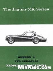 Книга The Jaguar XK Series