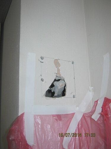Ковыряние дырок в стенах