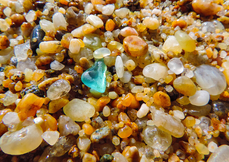 Песок Байкала