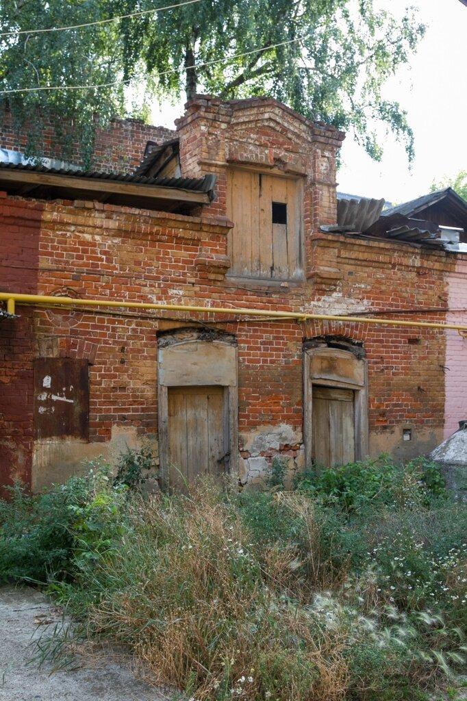 Заброшенный дом, Нижний Новгород