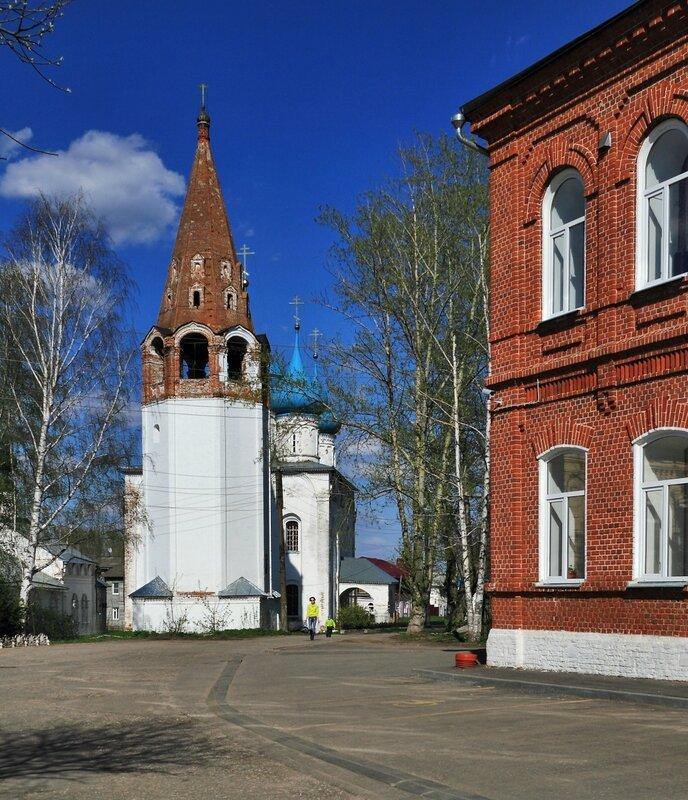 Благовещенский собор и колокольня