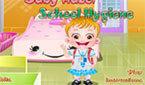 Малышка Хейзел Первый день в Школу