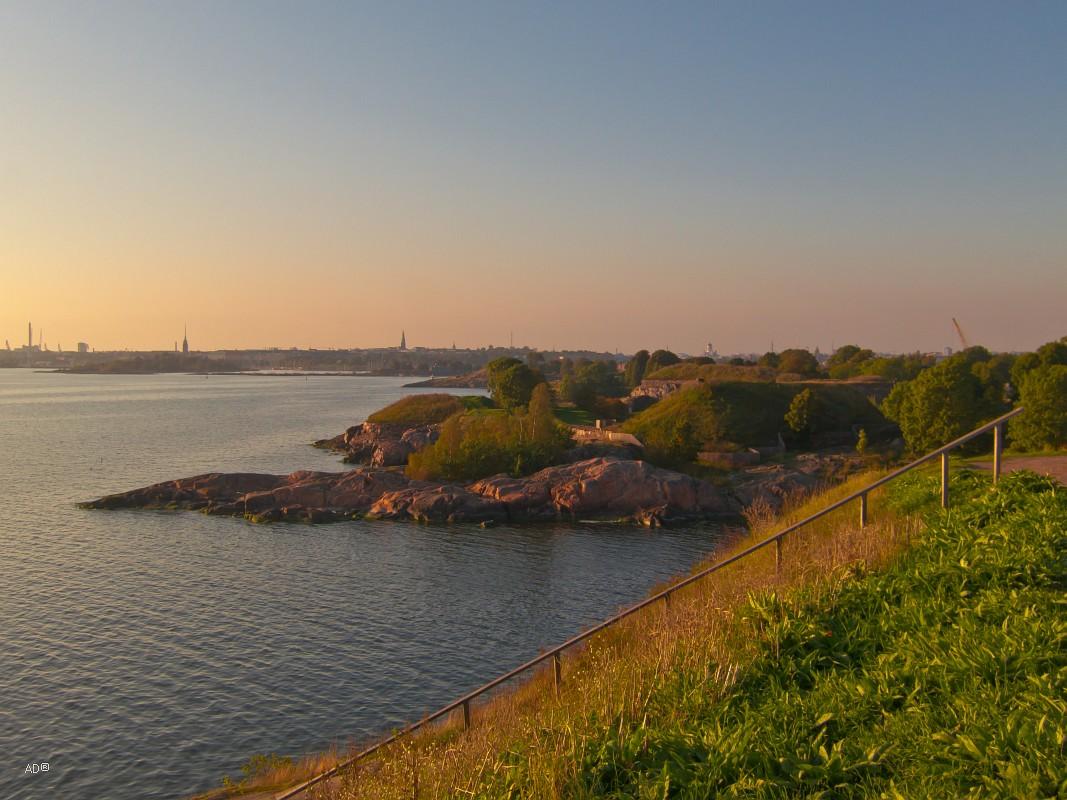 Хельсинки - Суоменлинна