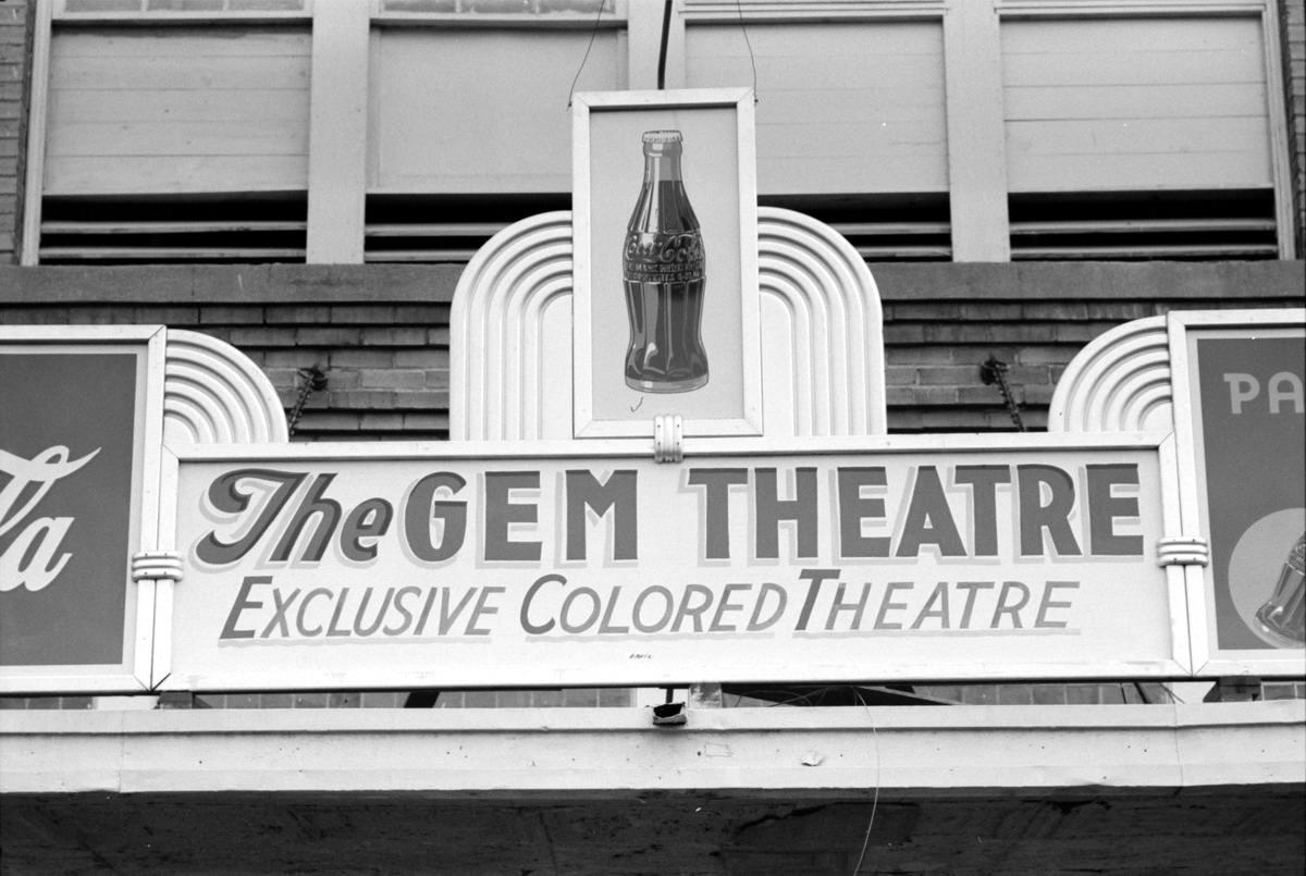 Кинотеатр для цветных