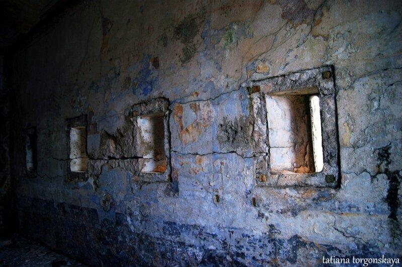 Второй этаж крепости