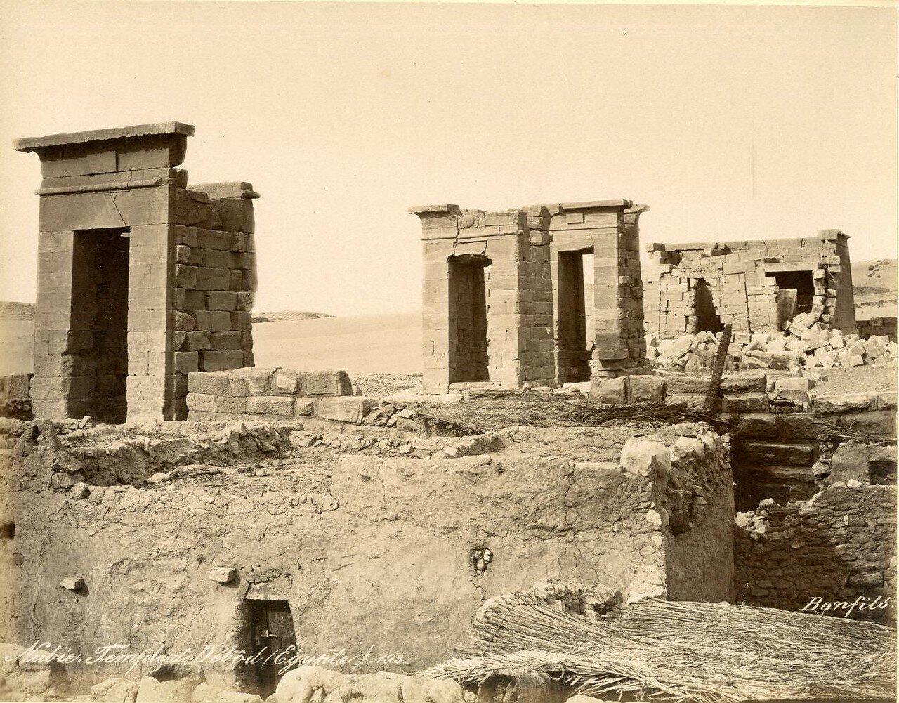 Храм Дебод (ныне в Мадриде)