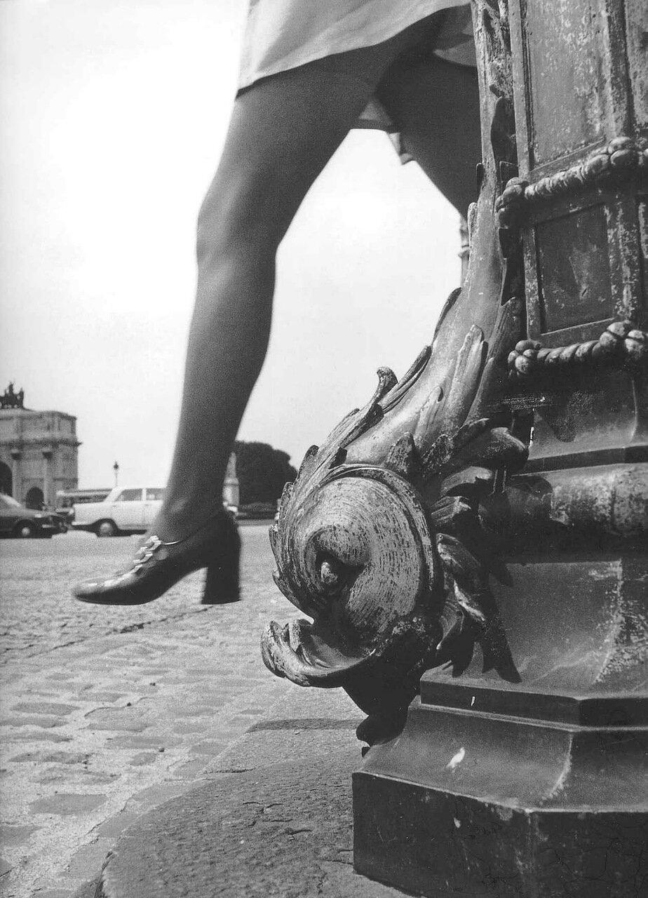 1971. Площадь Каррузель