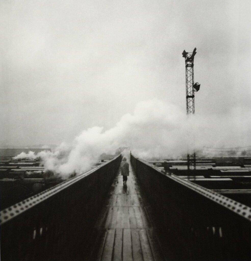 1945. Переход через пути