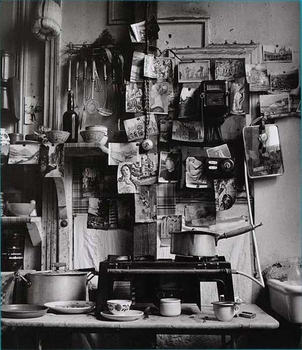 1950. Скульптор