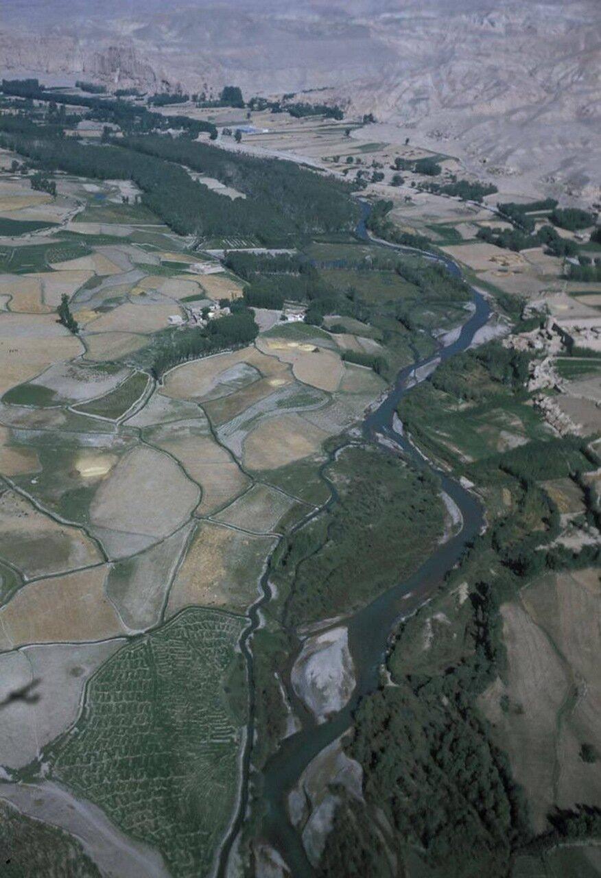Аэрофотосъемка долины