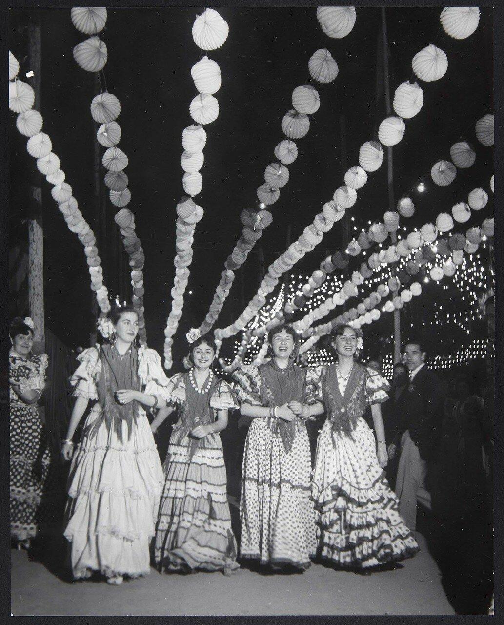 1950. Севилья