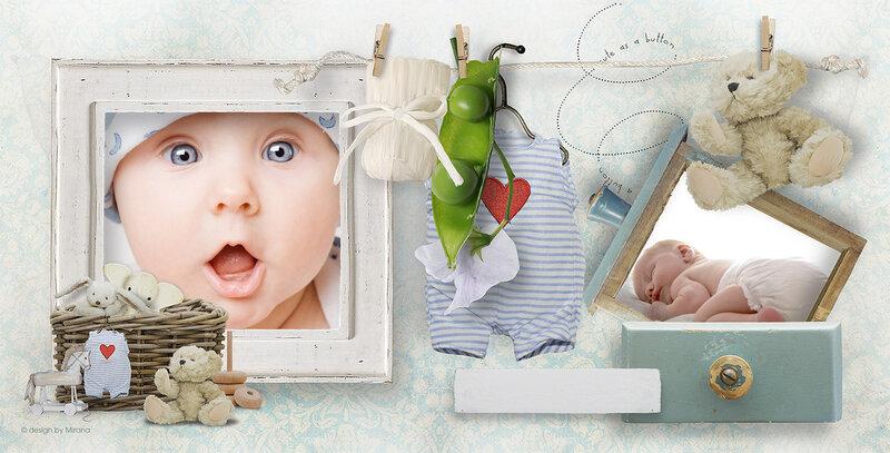 урок фотошоп для новичков вставляем фото в рамку