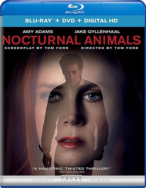 Под покровом ночи / Nocturnal Animals (2016/BDRip/HDRip)