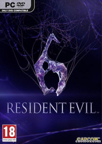 Resident Evil 6 (2013/RUS/ENG/Repack by R.G. Механики)