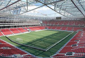 Сборная Молдовы сыграет Россией на новом стадионе «Спартака»