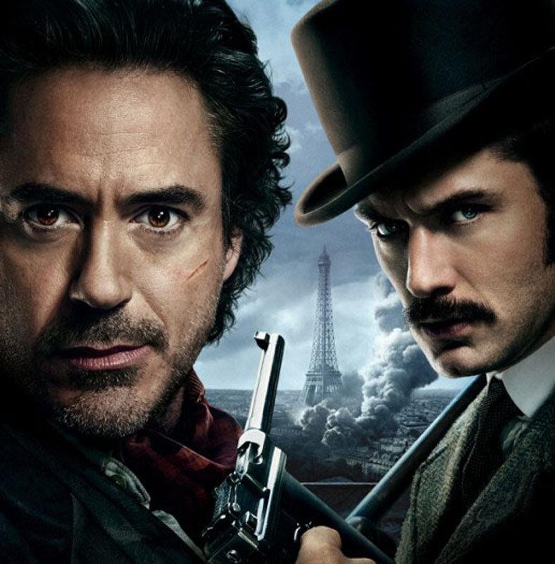 2011 г. Шерлок Холмс Игра теней. В роли Холмса Роберт Дауни-мл.jpg