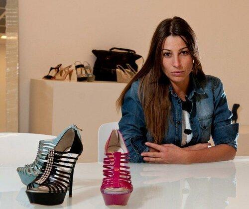 Обувь из Италии Grey Mer украсит ножки любой девушки