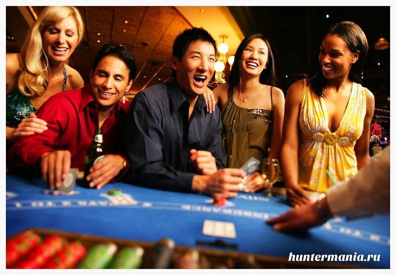 Виртуальное казино - реальное развлечение