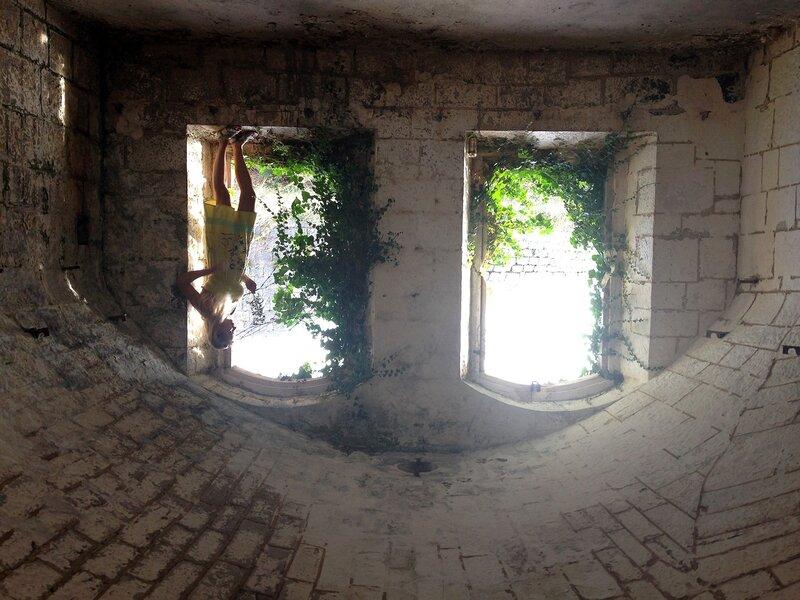 крепость Горажда в Черногории