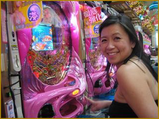 Японские игровые автоматы и слоты Пачинко