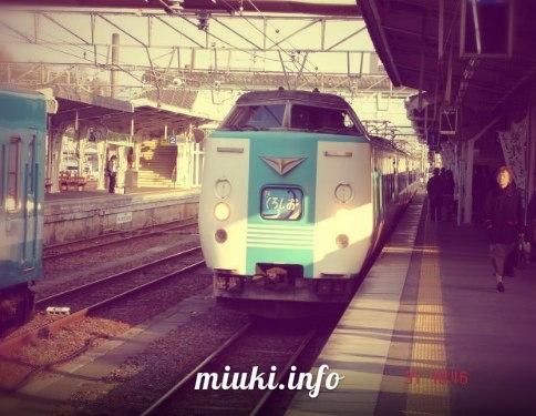 Железнодорожный транспорт – основной в Японии