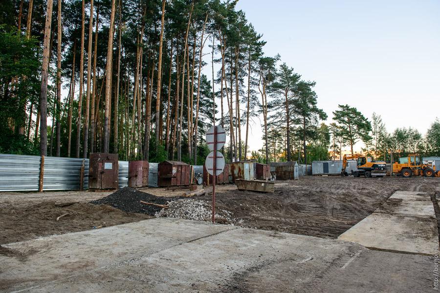 строительство нового здания синтека в сарове