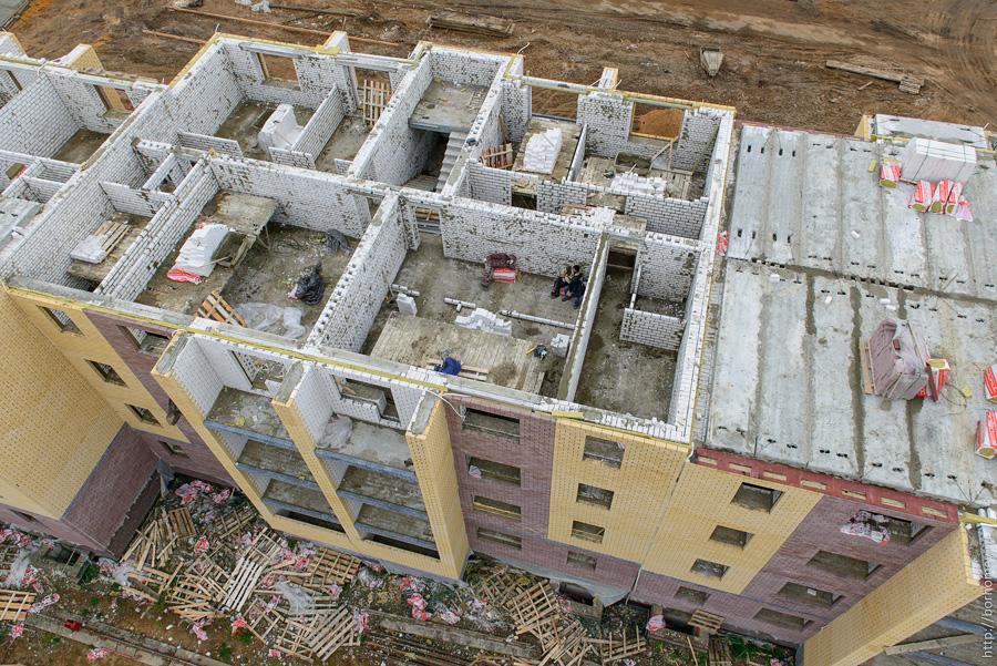 строительство фдж домов в сарове