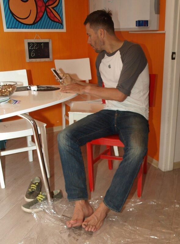 Блог им. MikhailKovnatski: Bont Sub 8. Первые в России кастомные туфли для триатлона
