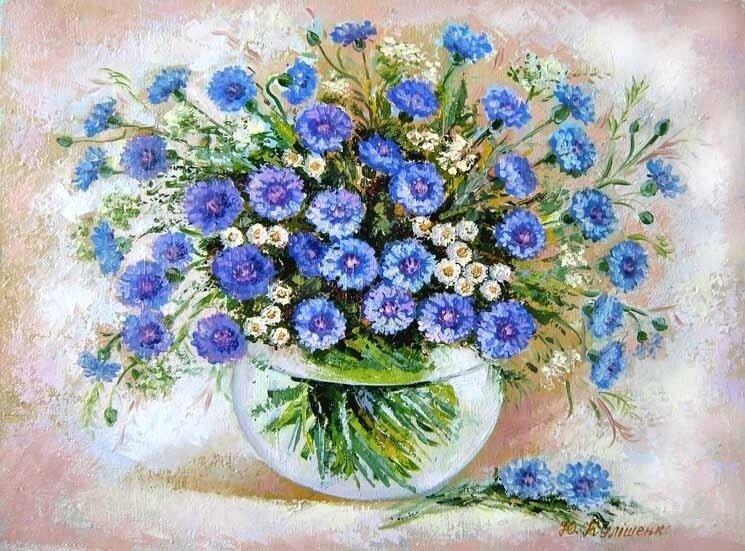 Создам букет: цветочный разнобой из полевых, тончайших ароматов