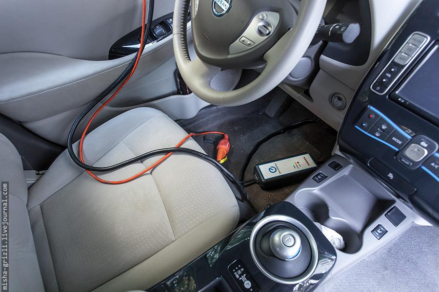 Обзор электромобиля Nissan Leaf: народный электрокар