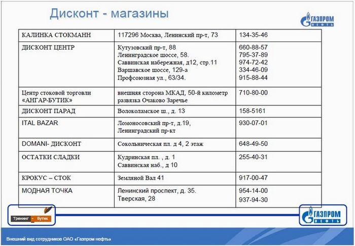 Дресс код от Газпрома (17 страниц приложения к приказу о внешнем виде) 0 10e7c6 f85abc05 orig