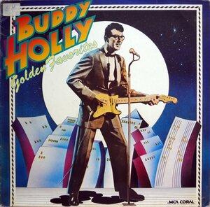 Buddy Holly – Golden Favorites (1976) [MCA Coral, 6.22410 AF]