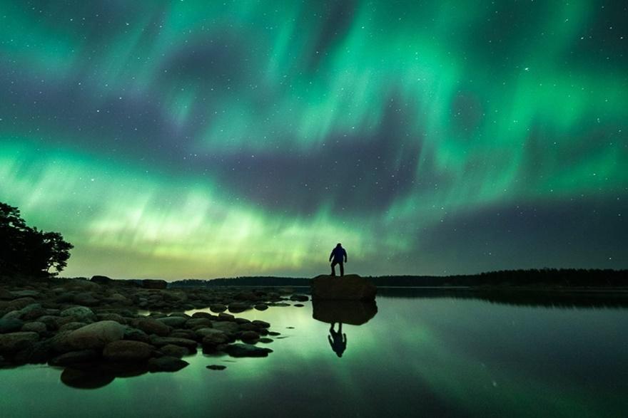 Ночные фотографии неба и звезд родной Финляндии 0 141908 b8c733c7 orig