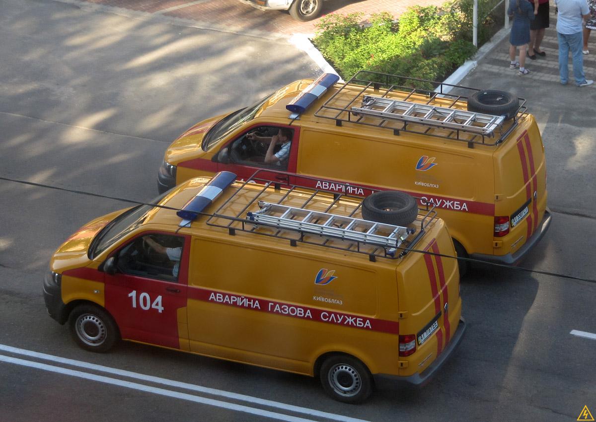 Volkswagen Transporter T5 Restyling Long van