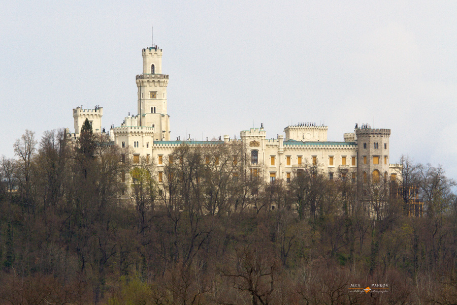 Zámek Hluboká,  Czech Republic