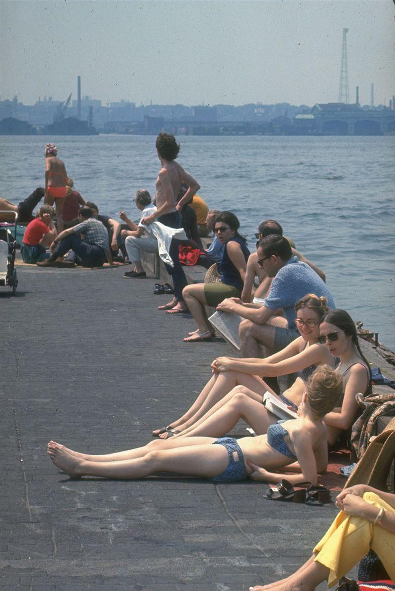 Нью-Йорк в 1969 году