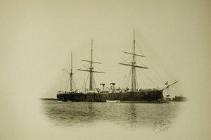 Вид корабля Адмирал Корнилов