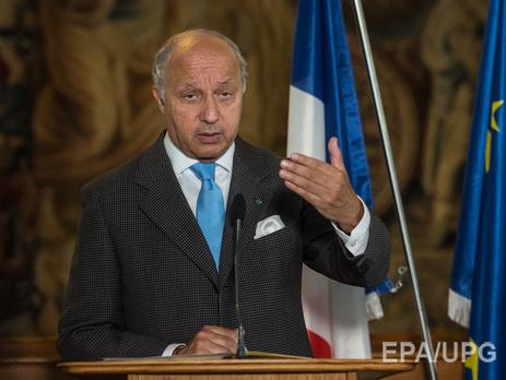 Фабиус заявил что Россия иногда'достаточно смело толкует действительность