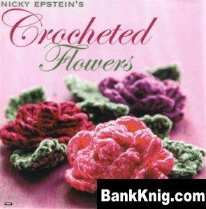 Книга Nicky Epstein`s Crocheted Flowers