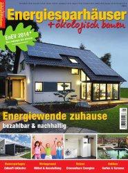 Energiesparhäuser + Ökologisch Bauen - N°1 2014