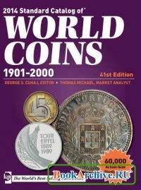Книга 2014 Standard Catalog of World Coins. 1901-2000 (41st Edition)