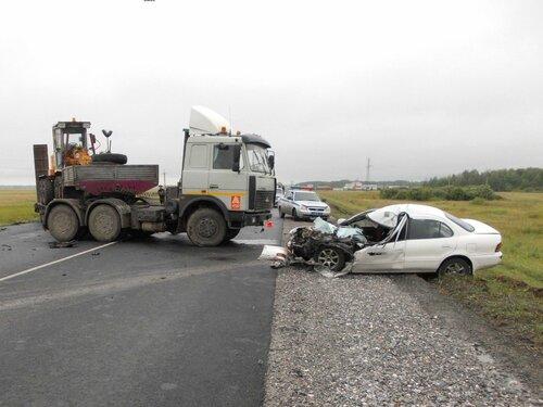Аварии на трассе