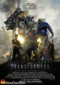Transformers Aera des Untergangs (2014)