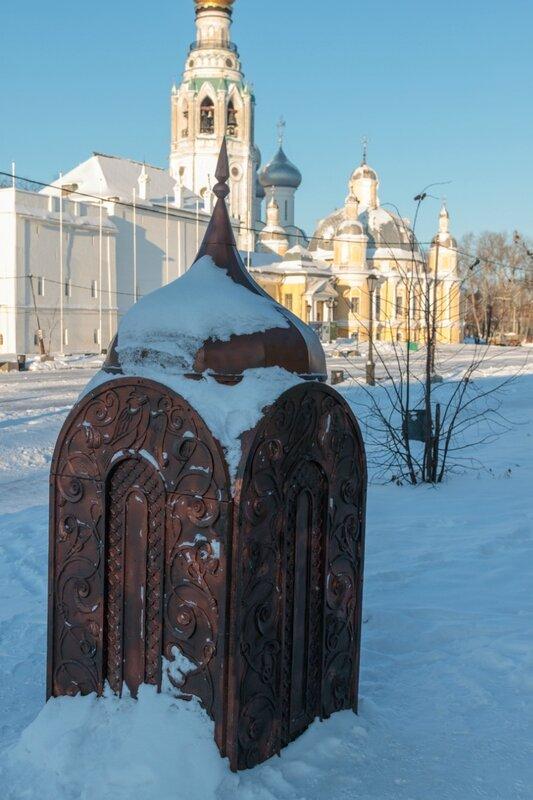 Водопроводная колонка, Вологда