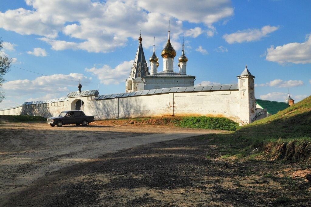 Никольский монастырь, Гороховец