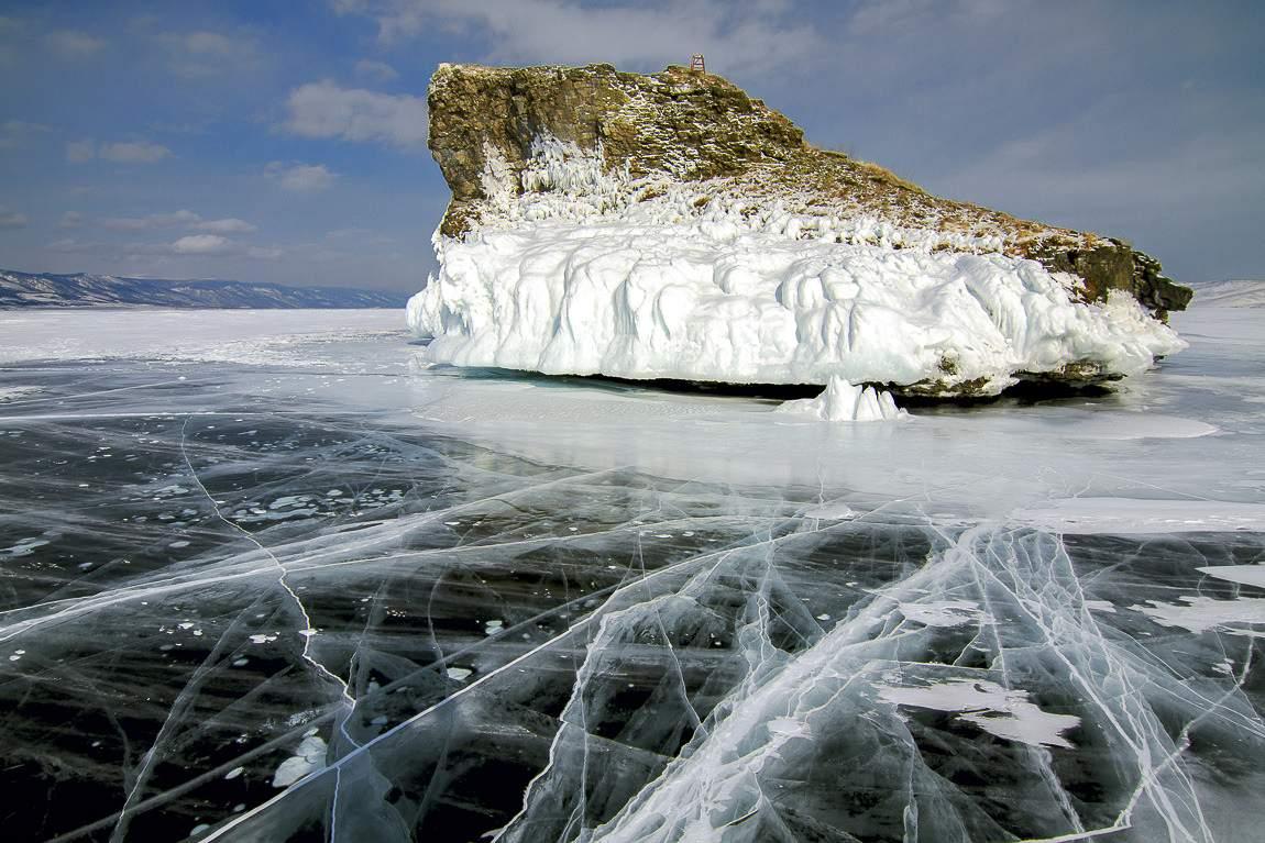 Острова озера Байкал
