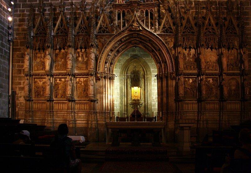 Капелла Кафедрального Собора Валенсии
